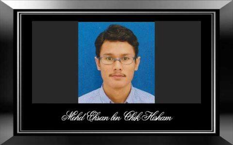 Mohd Ehsan bin Chik Hisham